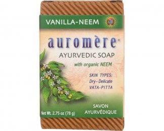 Vanilla-Neem Ayurvedic Soap